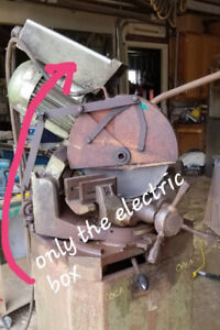 Part For Scotchman Cold Saw 350lt