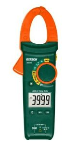 Extech Ma445 True Rms Ac Clamp Meter With 11 Functions Ncv 400a
