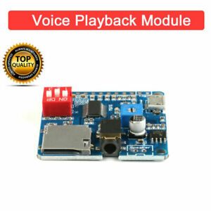 Voice Playback Module Mp3 Player L o Trigger Uart Control Sd tf Card For Arduino