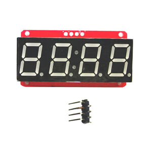 0 56in 4 bit Led Display Module 13p Components Assembly Replacement Access