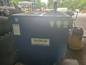 Great Lakes Air Cycling Refrigerated Air Dryer Grf 400a 436