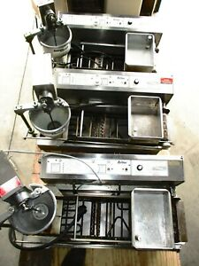 Donut Machine Fryer 3 Belshaw Mark Iis For 9000 All In Working Condition