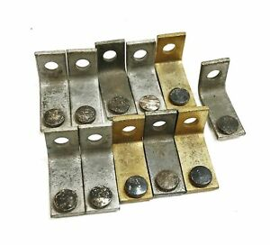 Otis 1 4 Right Angle Contact 150c14 lot Of 11