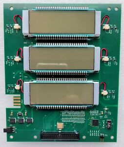 Gilbarco M15224a001 Legacy Display Replaces T17701 g1 Free Shipping