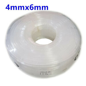 10m pack Solvent Ink Tube 4mmx6mm For Wide Format Printers