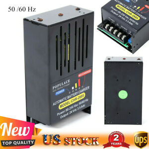 Automatic Generator Battery Charger 110 220 Vac 3 5a Floating Charging 50 60 Hz