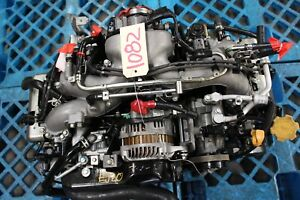 99 To 2005 Subaru Forester 2 0l Sohc Replacement 2 5 Engine Jdm Single Cam Ej203