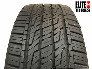 1 General Grabber Stx2 P275 55r20 275 55 20 Tire Driven Once