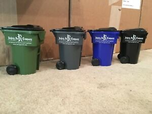 Rehrig Pacific Mini Garbage Can ONE CART $11.99