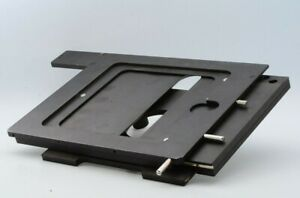 Stage For Nikon Optiphot 66 Inspection Microscope 20576