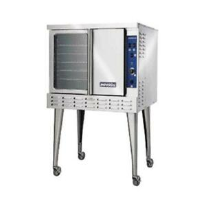 Imperial Icvg 1 Turbo flow Single Deck Gas Convection Oven