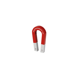 Traditional Alnico Horseshoe Magnet 1kg Pull 75 X 39 X 8mm pack Of 1