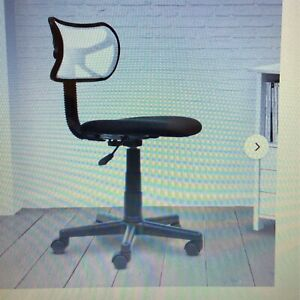 Simple Deluxe Task Office Chair Ergonomic Mesh Computer Chair With Wheels And Ar