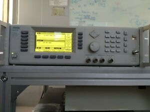Anritsu 68337c Synthesized Signal Generator 2ghz To 20ghz W Opt 1 2a 16 99