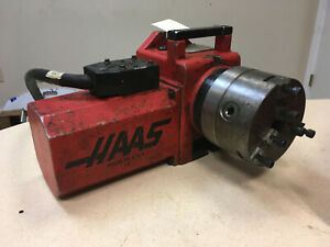 Haas 4th Axis Rotary Indexer With Ha5c Control