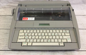 Brother Sx 4000 Daisywheel Electronic Dictionary Typewriter Tested