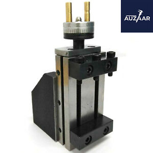 Mini Vertical Slide 90 X 50 Mm Two Handle Milling Operation On Lathe 3 5 X 2