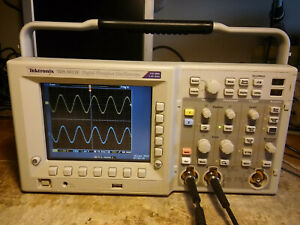 Tektronix Tds3052c 500 Mhz 5gs s 2 Channel Oscilloscope Dso Fft Trg