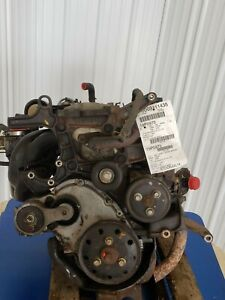 2002 Chevy Cavalier 2 2 Engine Motor Assembly 183000 Miles Ln2 No Core Charge