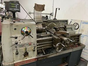 Clausing Colchester 15 Engine Lathe Digital Read Out Tailstock