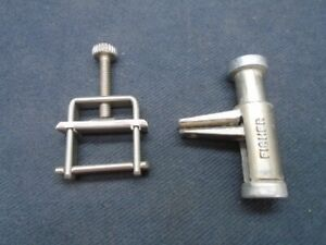 Hoffman Ss Closed Compressor Clamp Fisher Pinch Clamp 2 pack