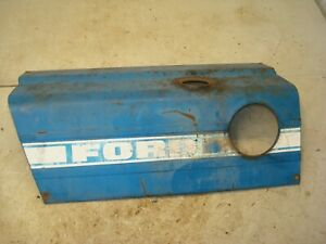 1970 Ford 4000 Tractor Left Hood Panel