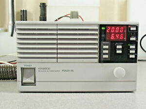 Kenwood Pds 2036 720w 0 20v 0 36a Power Supply W rs 232 Read