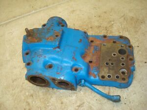 1970 Ford 4000 Tractor 3pt Hydraulic Lift Top Cover