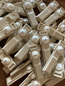 Lot Of 100 Sensormatic Retail Security Anti theft Tags W Pins Security Tags
