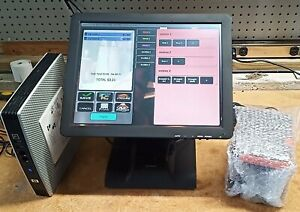 Point Of Sale Pos System Register Restaurant Bar Takeout