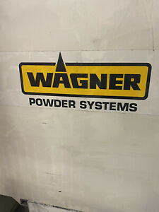 Wagner Powder Coating System Walk In Oven