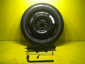 Spare Tire 17 Inch With Jack Fits 2005 2006 2007 2008 2009 2010 Honda Odyssey