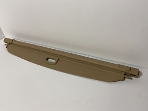 2012 2018 Mercedes Benz Gle M Ml Class Baggage Cargo Security Cover Tan Oem