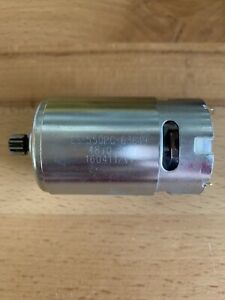 Dc 18v High Speed Ls 550pc 63649 Motor With 9 Teeth Gear From Black decker Drill