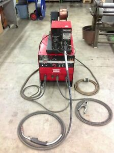 Lincoln Electric Cv 300 Mig Welder Lincoln Electric Ln 7 Wire Feed