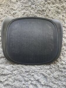 Oem Aeronseat Pan Replacement Size A Black Small