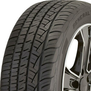 2 New 195 50zr16 84w General G Max As 05 Ultra High Performance All Season Tires