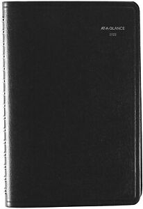 2022 At a glance Dayminder G100 00 Daily Appointment Book 5 X 8 New
