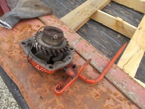 Allis Chalmers B Ac Tractor Original Ac Engine Motor Governor Assembly