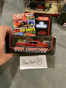 Road Champions 70 Chevrolet Chevelle Chevy High Performance 143 Diecast New