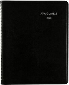 2022 At a glance Dayminder G546 00 Weekly Monthly Planner 7 X 8 3 4 New