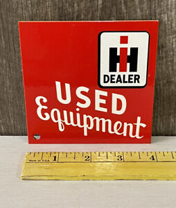 IH Used Equipment Farm Gas Oil Magnet Tractor Case Agriculture Harvester $25.00
