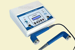 New Ultrasound Therapy 1mhz 3mhz Physio Lcd Machine Great Quality Ivv