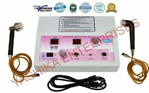 Ultrasound Therapy 1mhz 3mhz Frequency Professional Home Use Lcd Display Unitb
