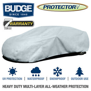 Budge Protector V Car Cover Fits Chevrolet Corvette 1962 Waterproof Breathable