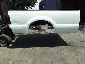 Litholwb Ford F250 Truck Bed Box Long 8 Foot Super Duty Oxford White