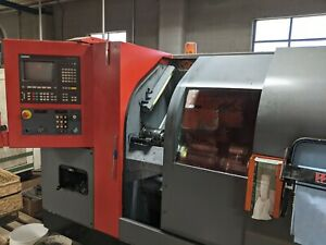 Emcoturn 360 2 Cnc 30hp Lathe With Live Tooling