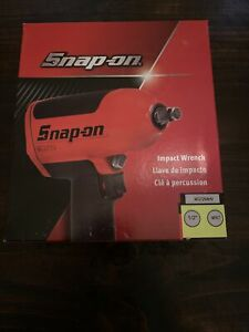 Snap On Mg725ahv 1 2 Drive Heavy Duty Air Impact Wrench Mg725 New