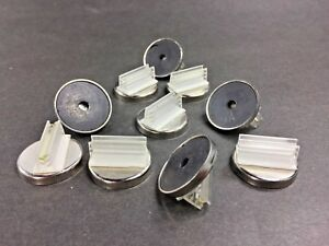 Office Magnets Whiteboard Magnet Strong Fridge Metal 10 Pieces Lot 1