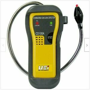 Uei Test Instruments Cd100a Combustible Gas Leak Detector Brand New